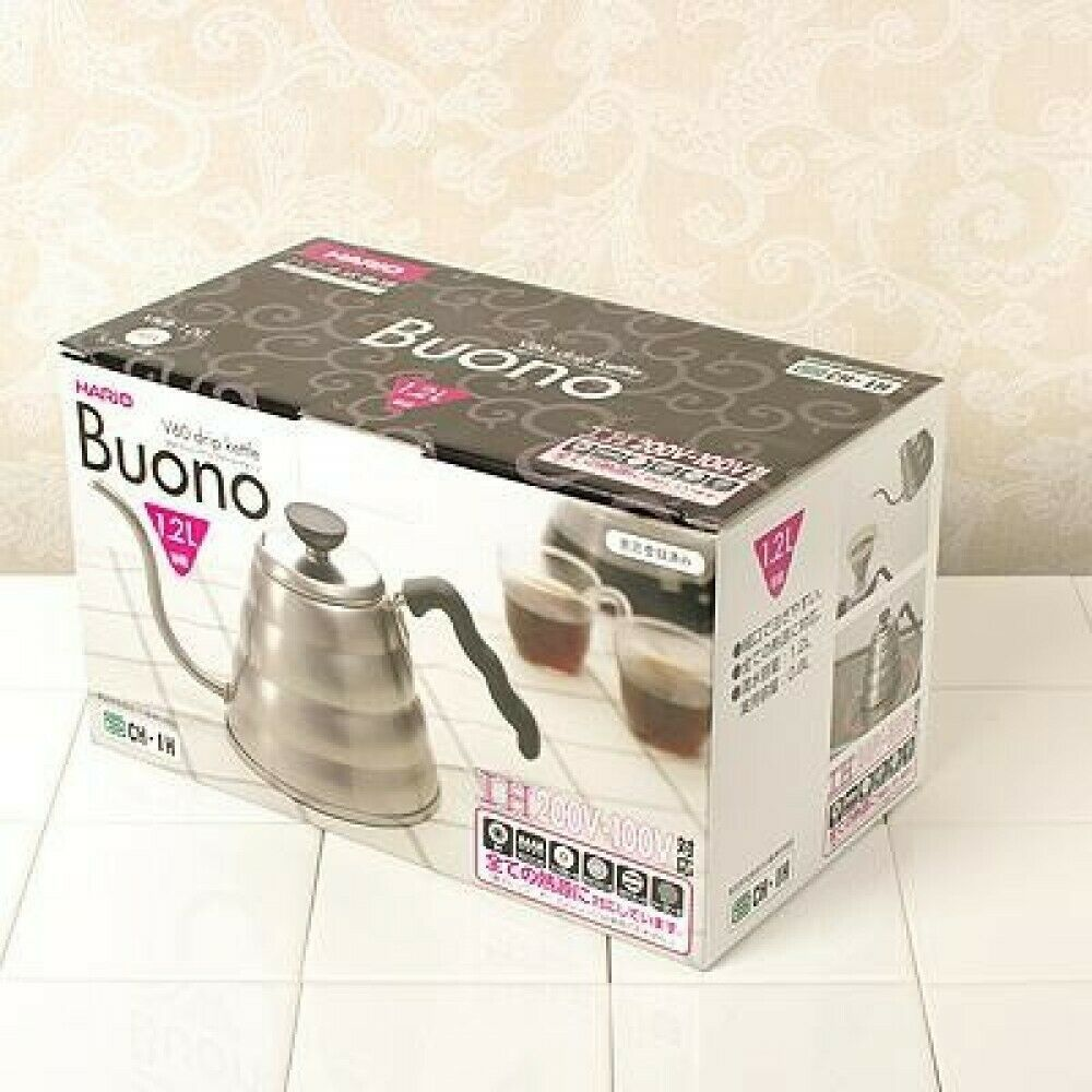 Primary image for Hario V60 Buono Coffee Drip Kettle 1.2L VKB-120HSV HARIO From Japan
