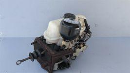 88-89 Jeep Cherokee XJ Bendix ABS Brake Master Cylinder Pump Actuator Controller image 5