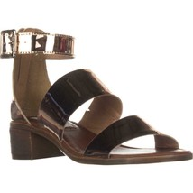 Steve Madden Daly Mule Flat Sandals, Rose Gold - $23.99