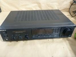 Sony Audio/Video Control Center Receiver STR-AV220 - Doa PARTS/REPAIR - $9.74