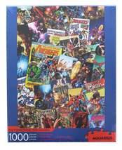 Marvel The Avengers Collage 1000 pieces puzzle Aquarius image 2