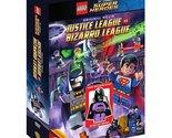 LEGO: DC Comics Super Heroes: Justice League Vs. Bizarro League (DVD + Batzarro