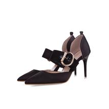 HZXINLIVE Women Ladies Buckle Heels Heel Sandals Pumps High Shoes Novelty Thin prqBwCp