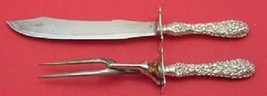 Princess By Stieff Sterling Silver Steak Carving Set 2pc - $198.55