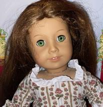 "American Girl ""FELICITY"" 18"" Doll Pleasant Company In Meet Dress - $108.89"