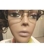 Women Eyeglass Frame Rectangle Square Prescription Rx Optical Rim Lens M... - $40.84
