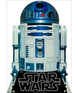 Star Wars Movie R2D2 Droid Stand-Up Display - Jedi Empire Strikes Back S... - $15.99