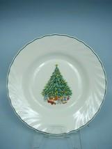 Salem China Noel Pattern Porcelle Soup Bowl - $7.70