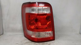 2008-2012 Ford Escape Driver Left Side Tail Light Taillight Oem 97539 - $148.06