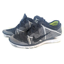 NIKE Free TR Flyknit 5.0 Running Shoes Black White 718785-004 Women's Si... - $29.65