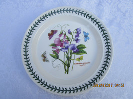 Portmeirion Botanic Garden Dinner Plate~Sweet Pea~New - $24.99