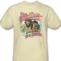 Cheech  Chong T-shirt Up in Smoke retro 80s 100% cotton graphic tee PAR137 image 2