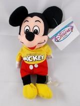 "Disney Spirit of Mickey Mouse Plush 8"" Stuffed Animal toy - $7.95"