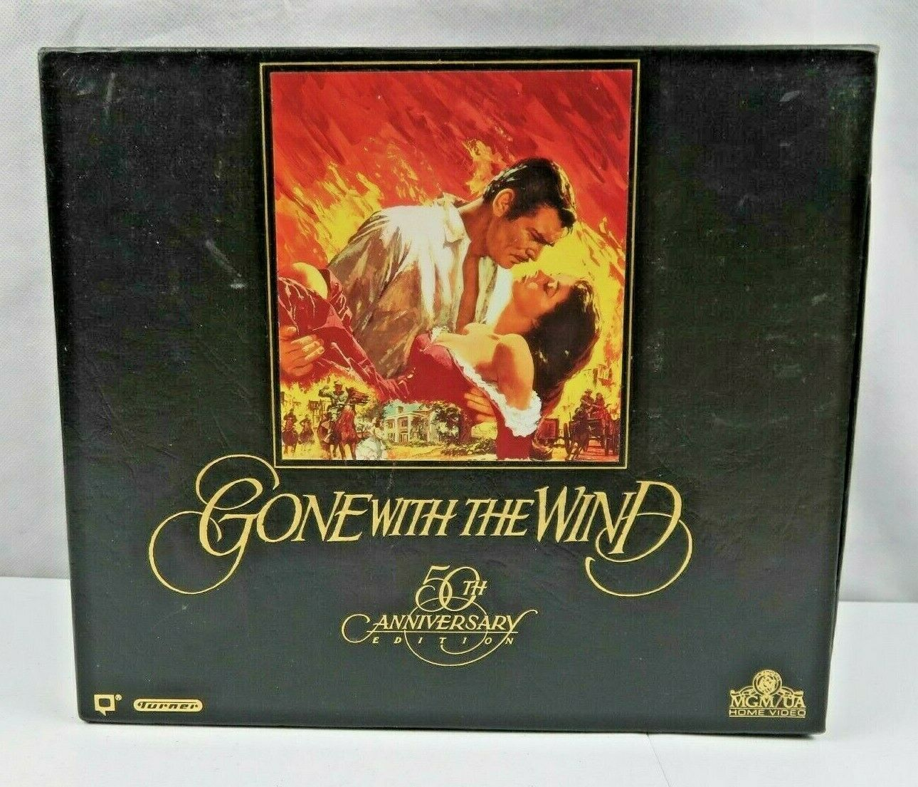 Primary image for Gone with the Wind 50th Anniversary Edition VHS Boxed Limited Numbered Set