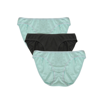 LesaMade Low-Rise Mini Brief Regular Size S M L XL Cotton Women Underwea... - $25.90