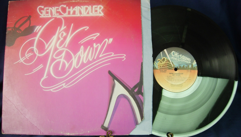 Gene Chandler - Get Down - Chi Sound Records T-578