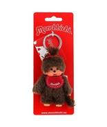 Sekiguchi 253410 Monchhichi - Llavero con muñeco (10 cm)-Colores surtidos - $23.53