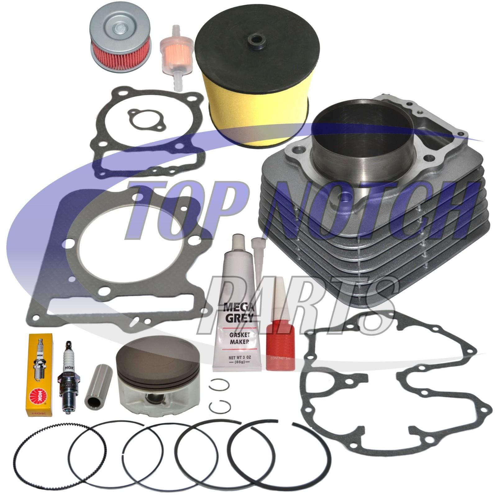 Moose Carburetor Rebuild Kit for Honda TRX400EX 1999-2007