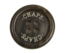 "Chaps Ralph Lauren Brown Blend Main Front Replacement  button .80"" - $4.90"