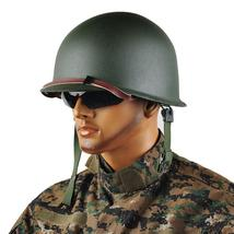 Army Hat labor protection safety helmet Repro Men's WW2 US Army M1 Helme... - $53.22+