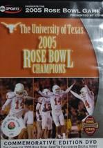 2005 The University of Texas Rose Bowl Champions DVD - $4.95
