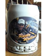 Nascar Rusty Wallace Miller Draft Beer Stein - $12.19
