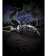 SPHINX Illuminati Lions Gate Claw Amulet EXCESSIVE Wealth Money Riches H... - $249.99
