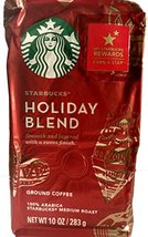 Starbucks Ground Holiday Blend Coffee 2012 10 oz (Pack of 2) - $29.99