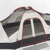 Camping Tent 8 Person 2 Room Outdoor Camp Picnic Travel Family Cabin House Dome  - $119.99