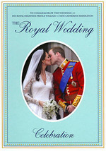 The Royal Wedding Celebration William and Kate DVD Region 1 New Sealed - $9.00