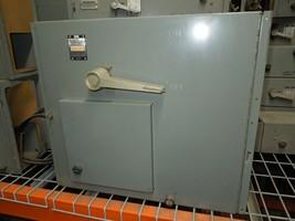 Westinghouse FDP Mac F Unit A204A4 Size 4 FVNR 200A 3P 600V Fusible Disc... - $2,550.00
