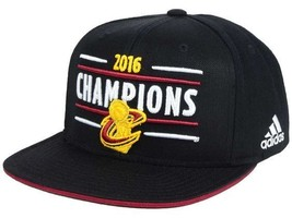 Cleveland Cavaliers adidas 2016 NBA Basketball Champions Snapback Cap Hat - $16.14