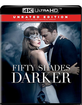 Fifty Shades Darker [4K Ultra HD/Blu-ray, 2017]