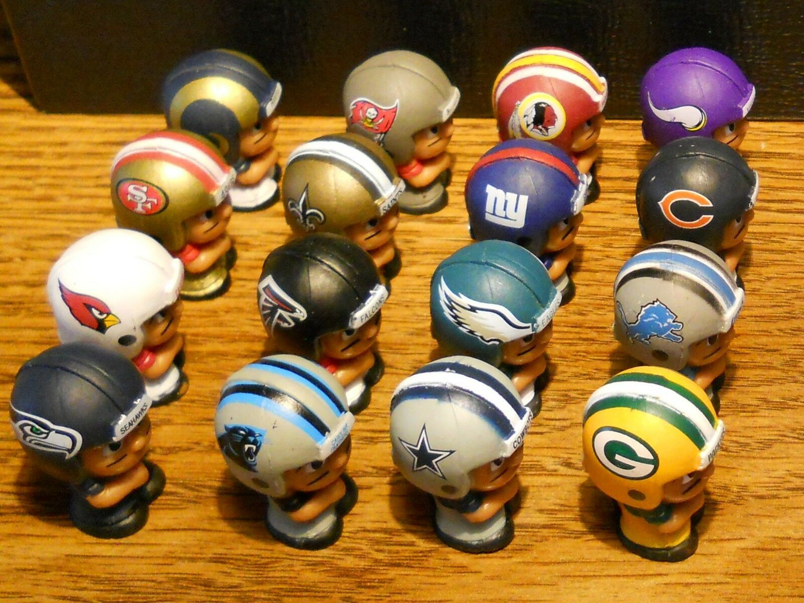 2013 NFL FOOTBALL TEENYMATES FIGURES SERIES 2 -  PICK YOUR FOOTBALL TEAM FIGURE image 3