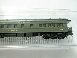Micro-Trains #14400420 Union Pacific Heavyweight 3-2 Observation Car N-Scale image 3