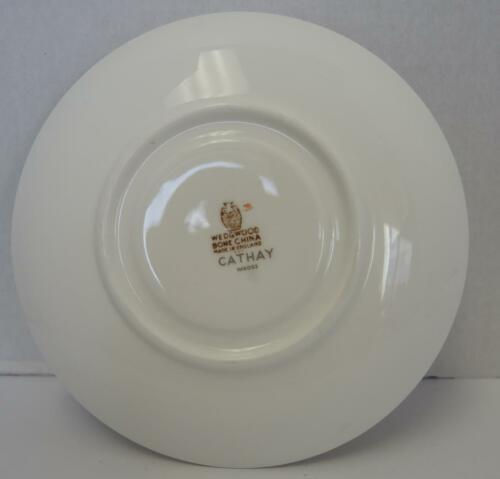 Wedgwood Cup & Saucer - Cathay Pattern image 7