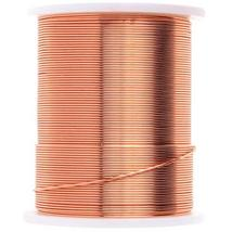 Copper Beading Wire 24 Yards - 26 Gauge - $2.56