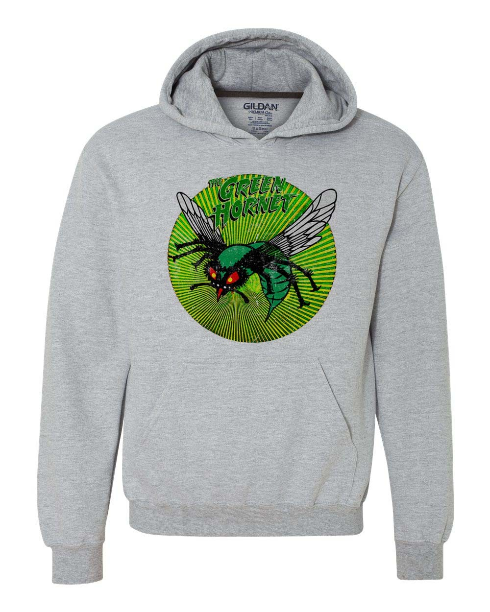 The green hornet hoodie sweat shirt dc comics for sale online graphic tee store