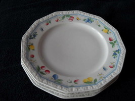 Rosenthal Maria Classic Rose bread plates (8 available) - $8.99