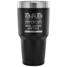 Papà Tuo The Greatest 887ml Tumbler - $33.06