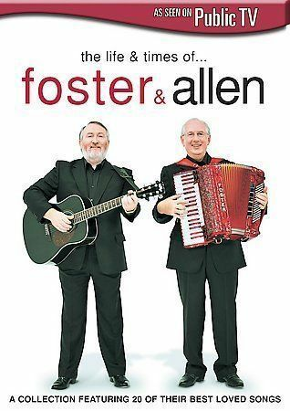 Primary image for FOSTER & ALLEN - Life & Times Of... Fer And Allen - DVD
