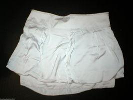 NEW Womens Gap Bubble $50 Skirt NWT 14 Mini Starlight Very light Grayish Purple image 3