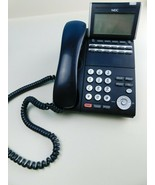 NEC DT300 Series Phone  DLV(XD)Z-Y(BK)  Corded Business Telephone Multi ... - $28.70