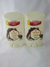 2 Ct Old Spice 1.7 Oz Timber With Sandalwood Anti Perspirant Deodorant Exp 11/20 - $14.95