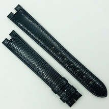 Cartier Authentic 16mm Black Shiny Leather Strap for Buckle 5806H10ODAD - $299.00