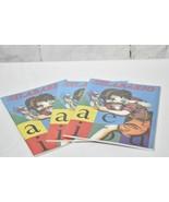 3 New Silabario Salvadoreño Método Para Aprender Español/Alphabet Book - $13.76