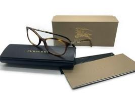 New burberry b 2231 3316 havana authentic women eyeglasses frame 54-18 - $106.51