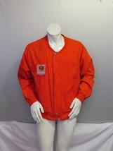 Vintage San Francisco 49ers Jacket - Cotton Zip up by Shain - Men's Large - $79.00