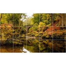 Bridge Photo Tile Murals BZ30934. Kitchen Backsplash Bathroom Shower Wal... - $150.00+