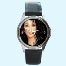 Round Metal Unisex Watch Highest Quality Sher - $23.99
